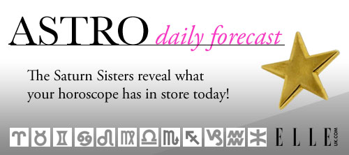 Daily Horoscopes on ElleUK.com