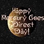 Mercury Rx No More Horoscopes!